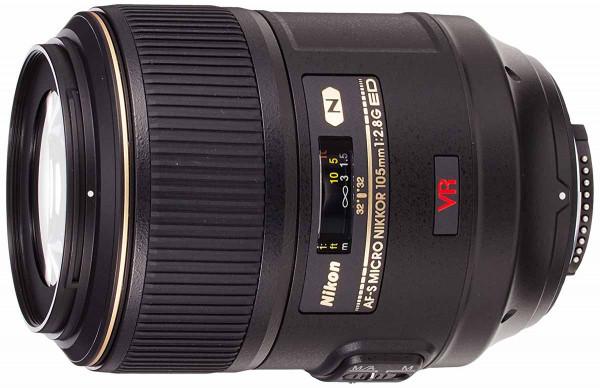 Nikon AF-S Micro 105mm f/2.8G ED VR