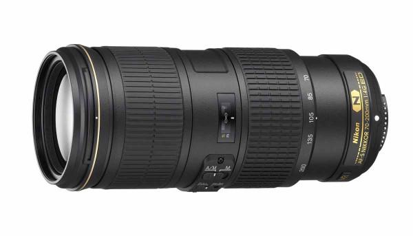 Nikon AF-S Nikkor 70-200mm f/4G ED VR