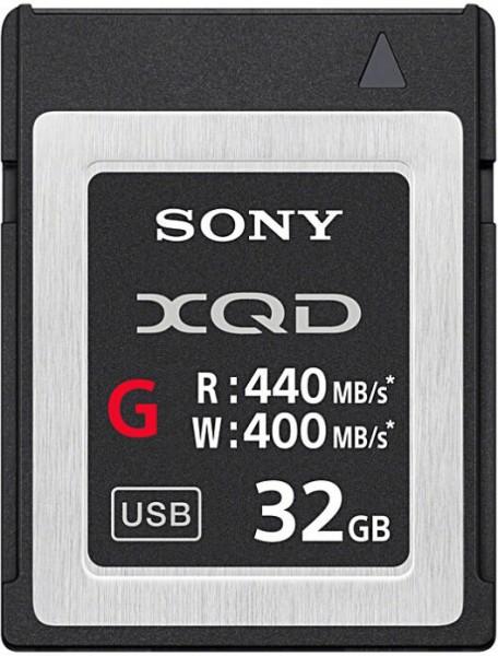Sony XQD 32GB Speicherkarte