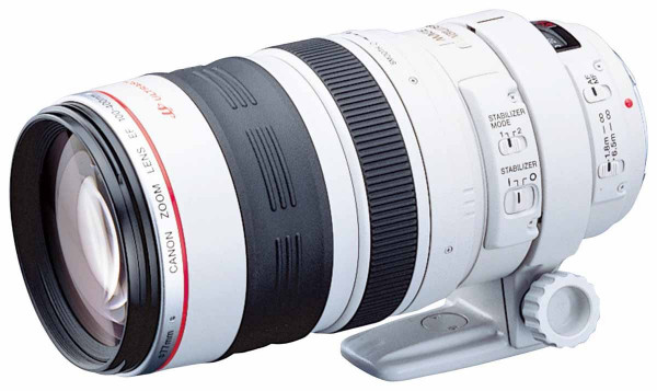 Canon EF 100-400mm f/4.5 - 5.6L IS USM