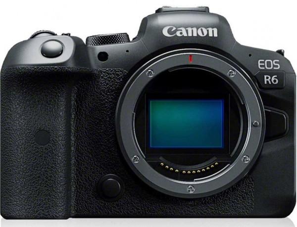 Canon EOS R6 mieten
