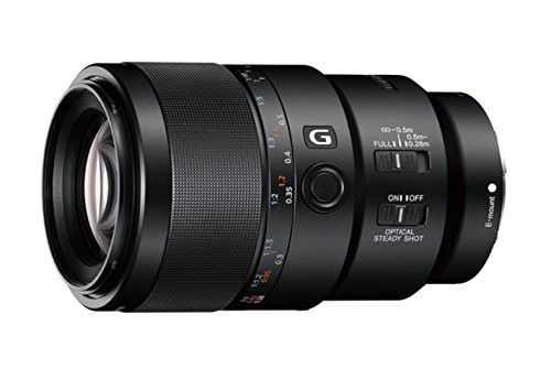 Sony FE 90mm f/2.8 GM Makro