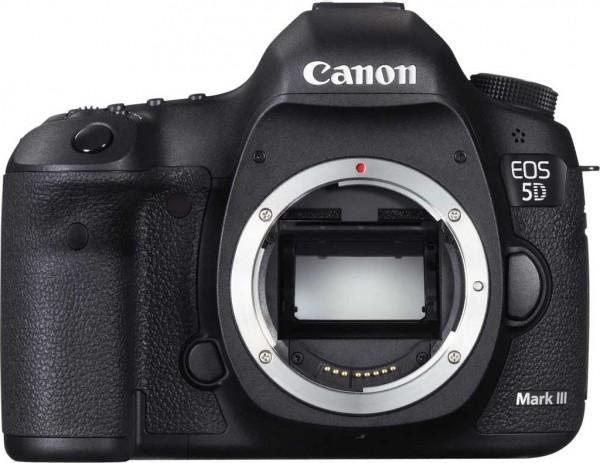 Canon EOS 5D Mark III mieten - Video