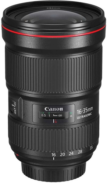 Canon EF 16-35mm f/2.8L III USM mieten