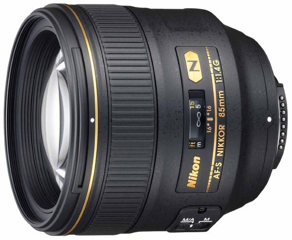 Nikon AF-S 85mm f/1.4G ED