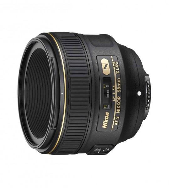 Nikon AF-S Nikkor 58mm f/1.4G ED